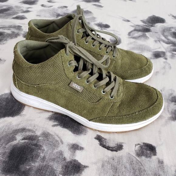 02f551a31874 Vans Style 201 Green Winter Moss Mens 6.5 Women 8.  M 5bf7f937de6f62fc18685a39